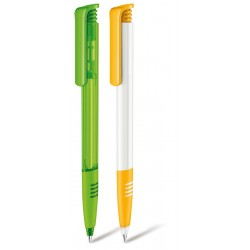 STYLO BILLE SUPER HIT SOFT CLEAR GRIP