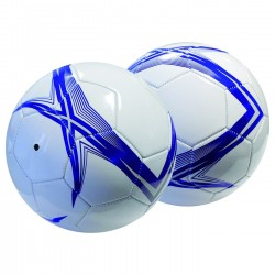 BALLON DE FOOTBALL CUIR SYNTHETIQUE TAILLE 5
