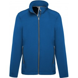 Veste Softshell 2 couches homme KARIBAN
