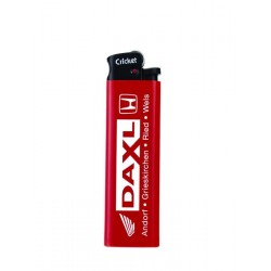 BRIQUET CRICKET ORIGINAL - MARQ. FACE A - 1 COUL