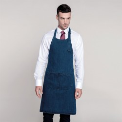 APRON COULEUR DENIM