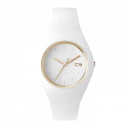 MONTRE ICE WATCH GLAM MOYENNE BLANC