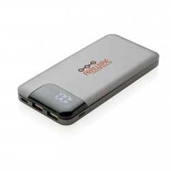 Batterie de secours affichage digital Hillette 8000 mAh