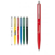 STYLO BILLE POINT MARQ. 1 COULEUR